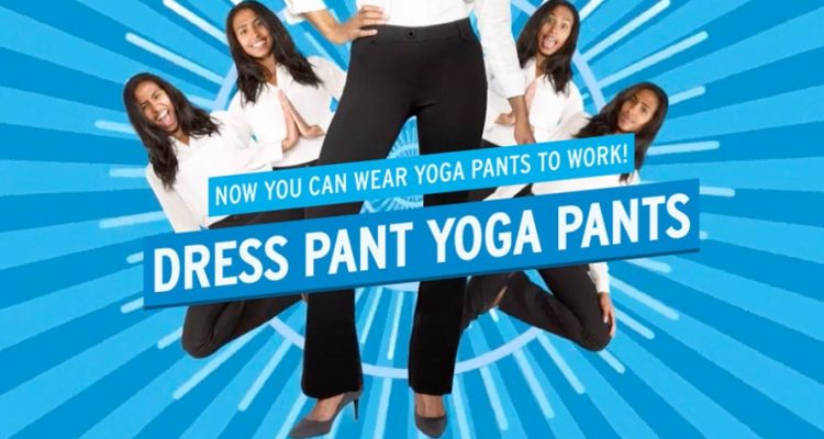 betabrand pants review